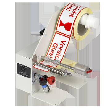 Etikettenspender: elektrischer Labelmate-Spender