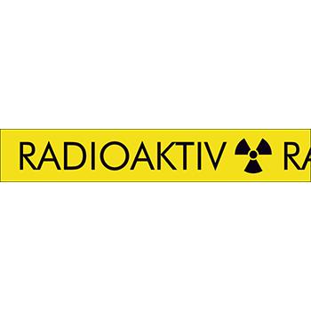 Radioaktiv | Bänder und Markierungen