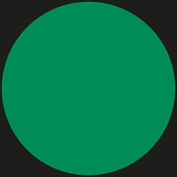 Grün | Bedruckte Lageretiketten