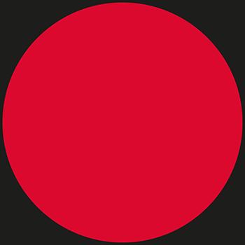Rot | Bedruckte Lageretiketten