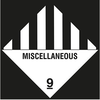 Miscellaneous | Gefahrgutetiketten