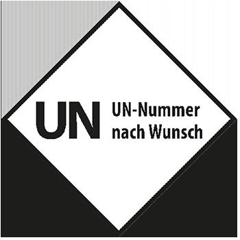 UN Wunschnummer | Gefahrgutetiketten
