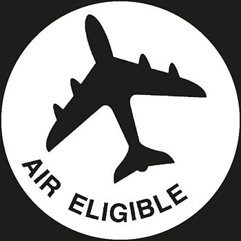 Air Eligible | Gefahrgutetiketten