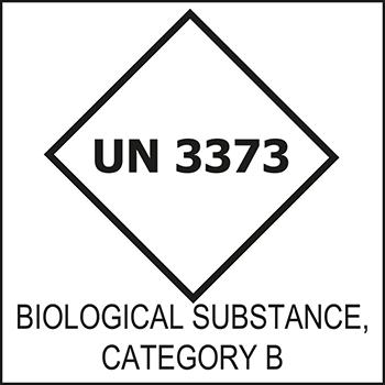 Biologischer Stoff (engl.) | Gefahrgutetiketten