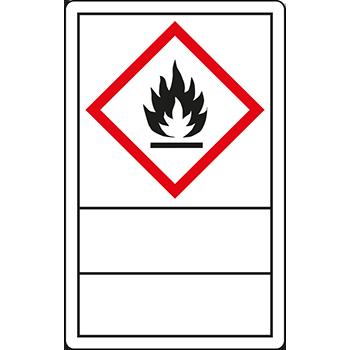 Flamme | Gefahrstoffetiketten