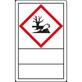 Umweltgefahr | Gefahrstoffetiketten