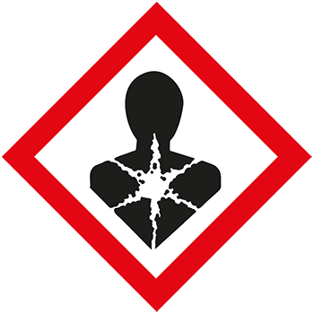 Gesundheitsgefahr | Gefahrstoffetiketten