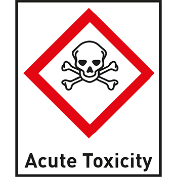 Acute Toxicity | Gefahrstoffetiketten