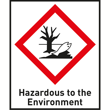 Hazardous to the Environment | Gefahrstoffetiketten
