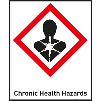 Chronic Health Hazards | Gefahrstoffetiketten