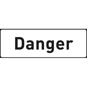 Danger | Gefahrstoffetiketten