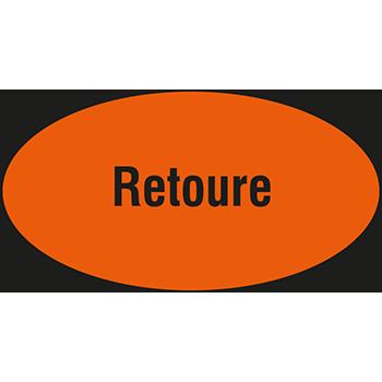 Retoure | Hinweisetiketten
