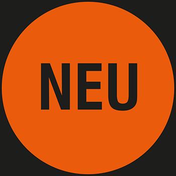 NEU | Hinweisetiketten