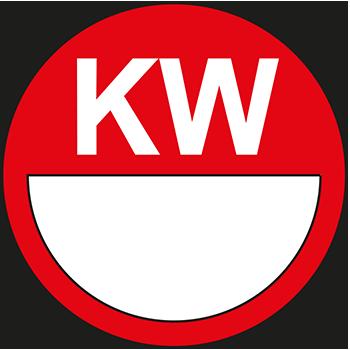 KW-Symbol | Lageretiketten