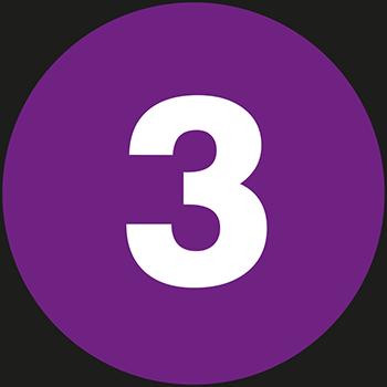 3 | Lageretiketten