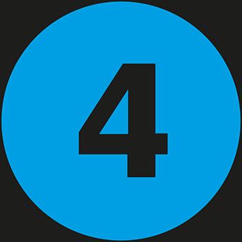 4 | Lageretiketten
