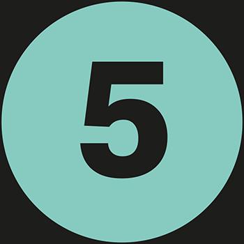 5 | Lageretiketten