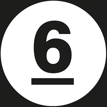 6 | Lageretiketten