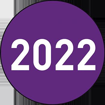 2022 | Lageretiketten