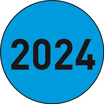2024 | Lageretiketten