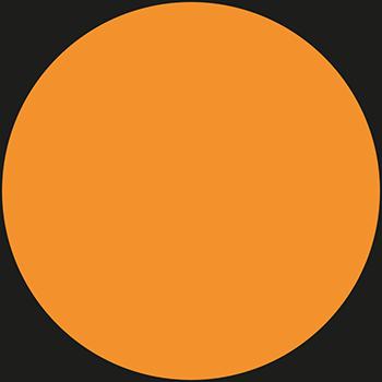 Orange | Lageretiketten