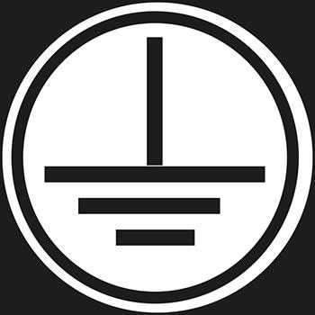 Schutzleiter (S) (Grund weiss) | Leiterkennzeichung