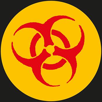 Bio Hazard | Leiterkennzeichung