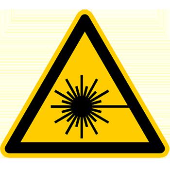 Laserstrahl | Piktogramme und Sicherheitsschilder