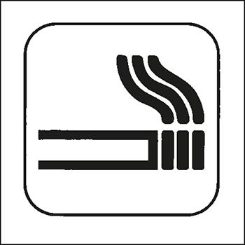 Raucherbereich | Piktogramme und Sicherheitsschilder
