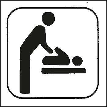 Wickelbereich | Piktogramme und Sicherheitsschilder