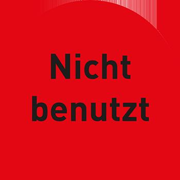 Nicht benutzt | Qualitätssicherungsetiketten