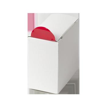 Kartonspender (80x80x40) | Etikettenspender