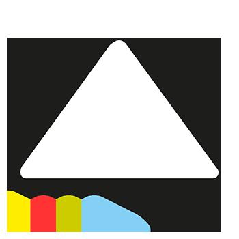 Dreieck, 32 x 22 mm | Symbole